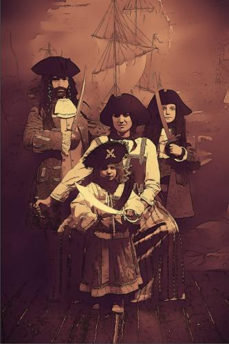Buona Natale dai Pirati!